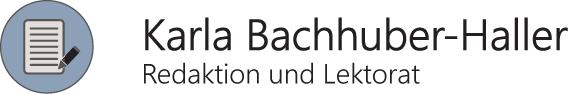 Karla Bachhuber-Haller